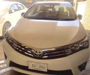 Toyota Corolla Altis Grande CVT-i 1.8 2014 for Sale in Islamabad