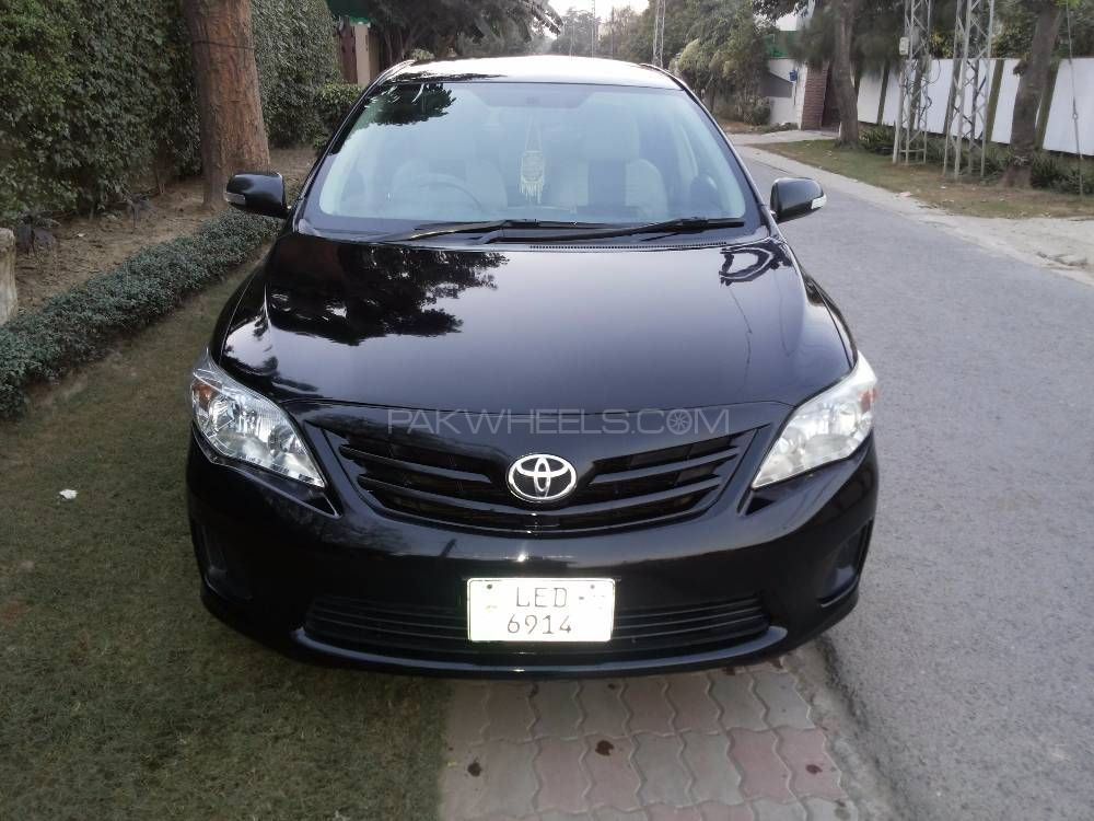 toyota corolla xli vvti 2012 for sale in lahore pakwheels. Black Bedroom Furniture Sets. Home Design Ideas