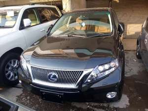 Lexus RX Series 450H 2011 for Sale in Lahore