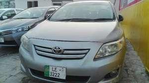 Toyota Corolla GLi 1.3 VVTi 2011 for Sale in Lahore