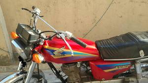 Honda CG 125 2005 for Sale in Islamabad