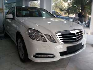 Mercedes Benz E Class E200 2012 for Sale in Islamabad