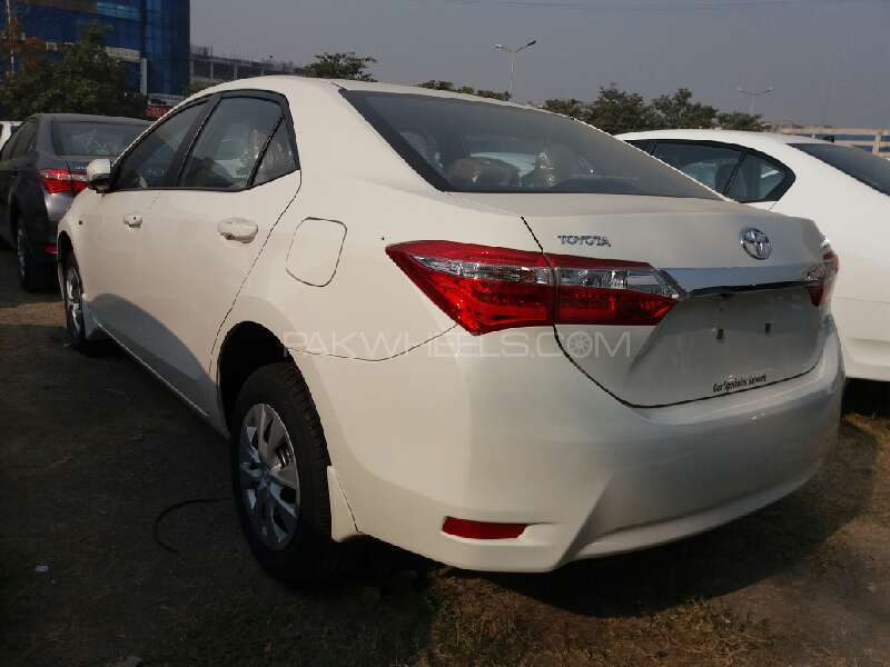 toyota corolla xli vvti limited edition 2016 for sale in islamabad pakwheels. Black Bedroom Furniture Sets. Home Design Ideas