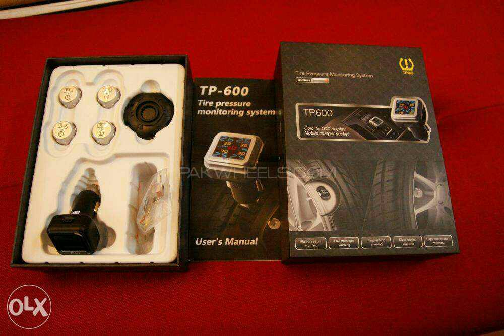 TPMS WIRELESS SYSTEM Image-1