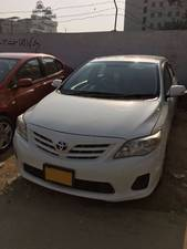 Toyota Corolla GLi 1.3 VVTi 2011 for Sale in Karachi