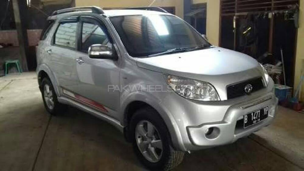 Toyota Rush G Limited 2008 Image-1