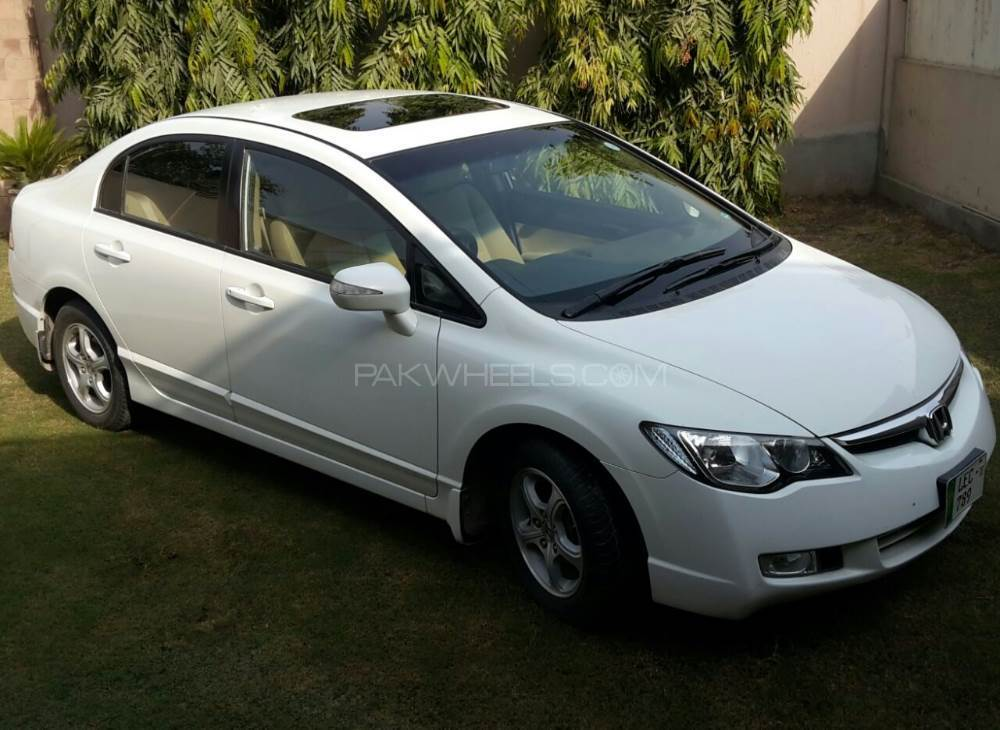 honda civic vti oriel 1 8 i vtec 2010 for sale in peshawar pakwheels. Black Bedroom Furniture Sets. Home Design Ideas
