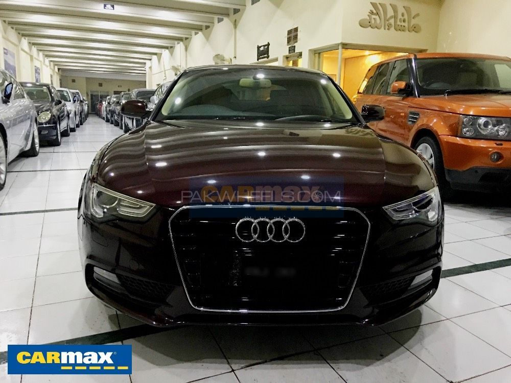 audi a5 1 8 tfsi 2014 for sale in lahore pakwheels. Black Bedroom Furniture Sets. Home Design Ideas