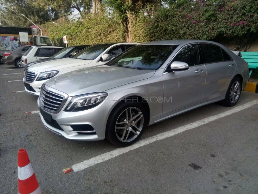 Mercedes benz s class s400 hybrid 2014 for sale in lahore for Mercedes benz s class 2014 for sale