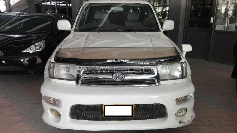 Toyota Surf SSR-G 2.7 1999 Image-1