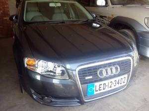 Audi a4 used price in karachi 10