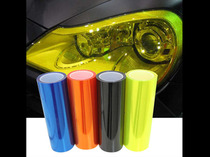 Car Headlight Film - For Both Lights in Lahore