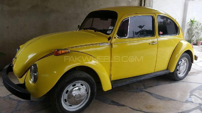 Volkswagen Beetle 1973 Image-1