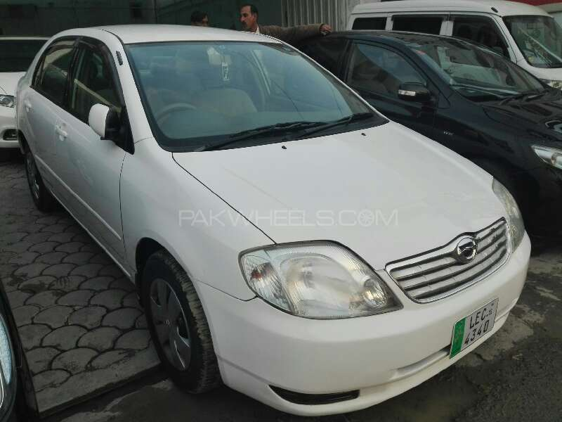 X Corolla For Sale In Lahore Toyota Corolla X Assis...