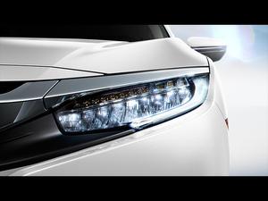 Honda Civic 2016 LED HeadLamp Set in Lahore