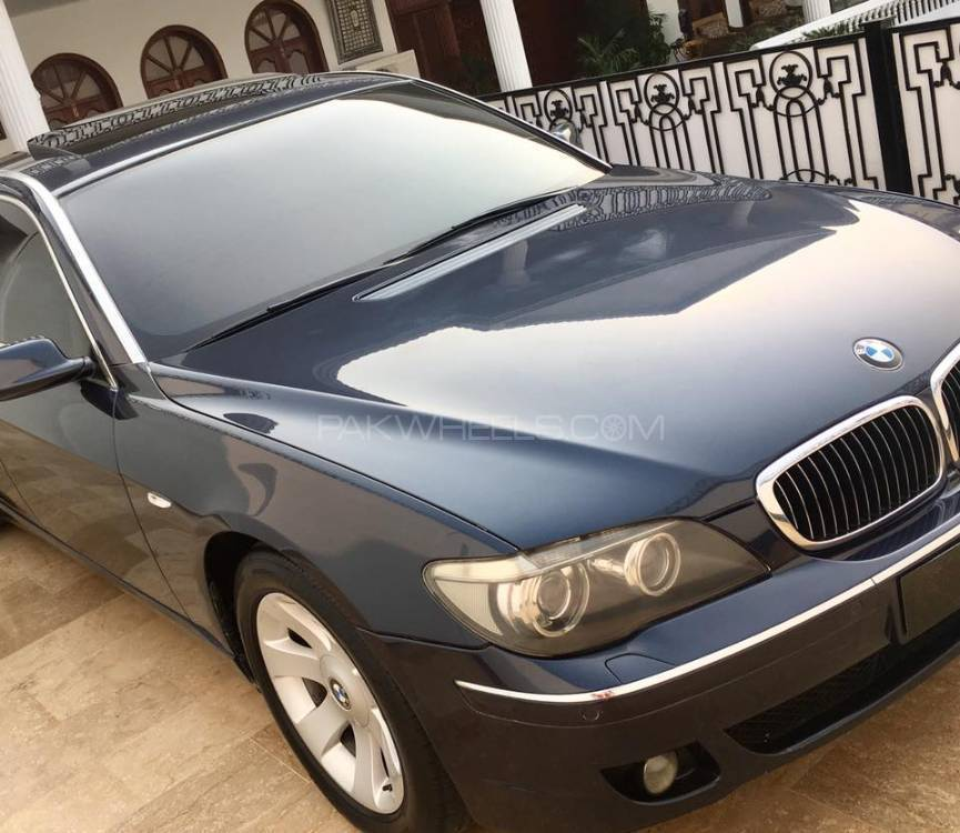 2005 Bmw For Sale: BMW 7 Series 745Li 2005 For Sale In Islamabad