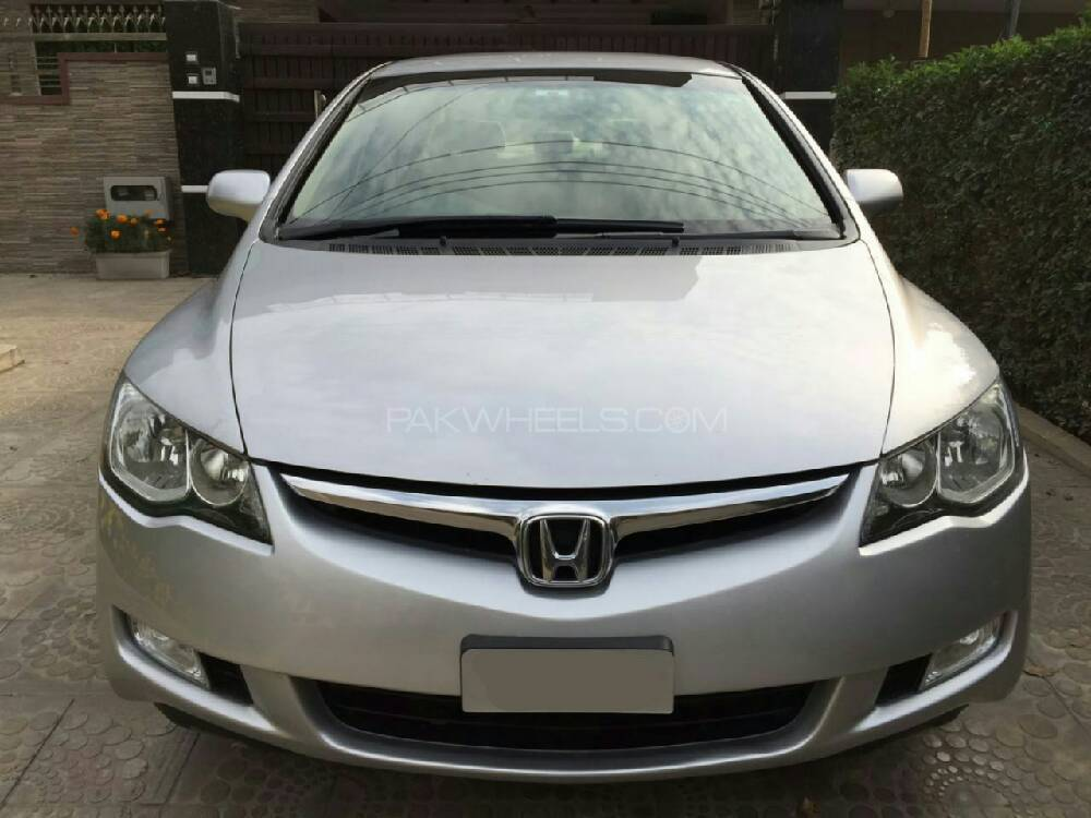 honda civic vti prosmatec 1 8 i vtec 2006 for sale in islamabad pakwheels. Black Bedroom Furniture Sets. Home Design Ideas