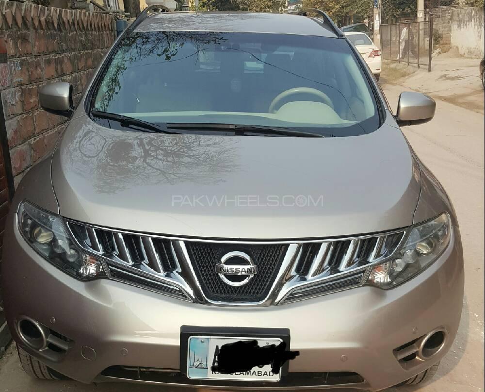 Nissan Murrano 2009 Image-1