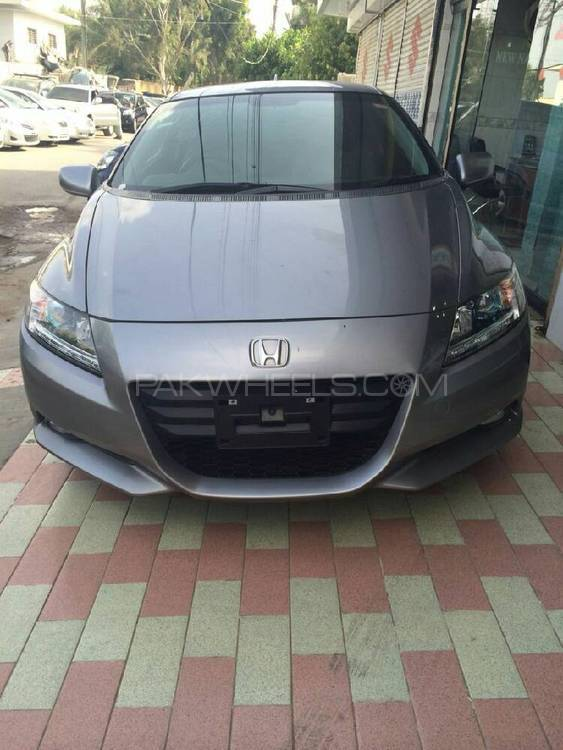 Honda CR-Z Sports Hybrid 2010 Image-1