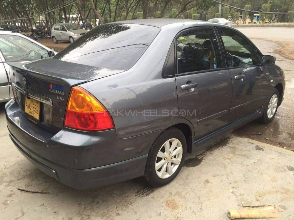 suzuki liana lxi sport 2006 for sale in karachi pakwheels. Black Bedroom Furniture Sets. Home Design Ideas