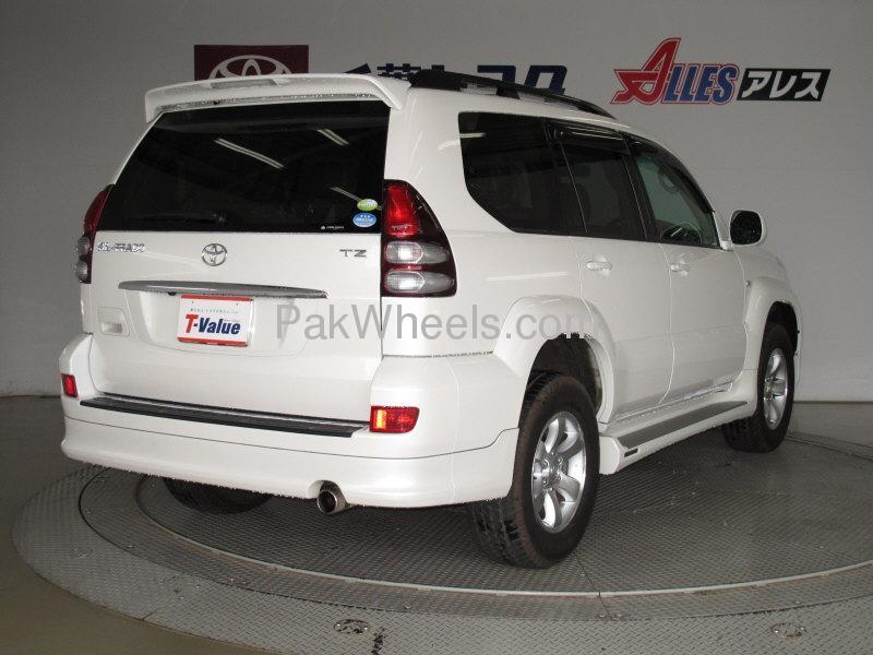 TOYOTA PRADO TZ G SLECTION