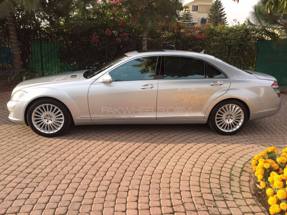 Mercedes benz s class s350 2007 for sale in islamabad for S350 mercedes benz