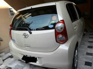 Toyota Passo X Kutsurogi 2013 for Sale in Islamabad