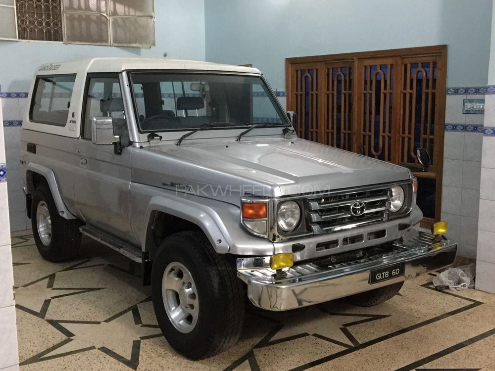 toyota land cruiser 1985 for sale in karachi pakwheels. Black Bedroom Furniture Sets. Home Design Ideas