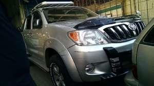 Toyota Hilux Vigo G 2005 for Sale in Karachi