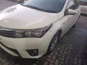 Toyota Corolla GLi Automatic 1.3 VVTi 2014 for Sale in Islamabad