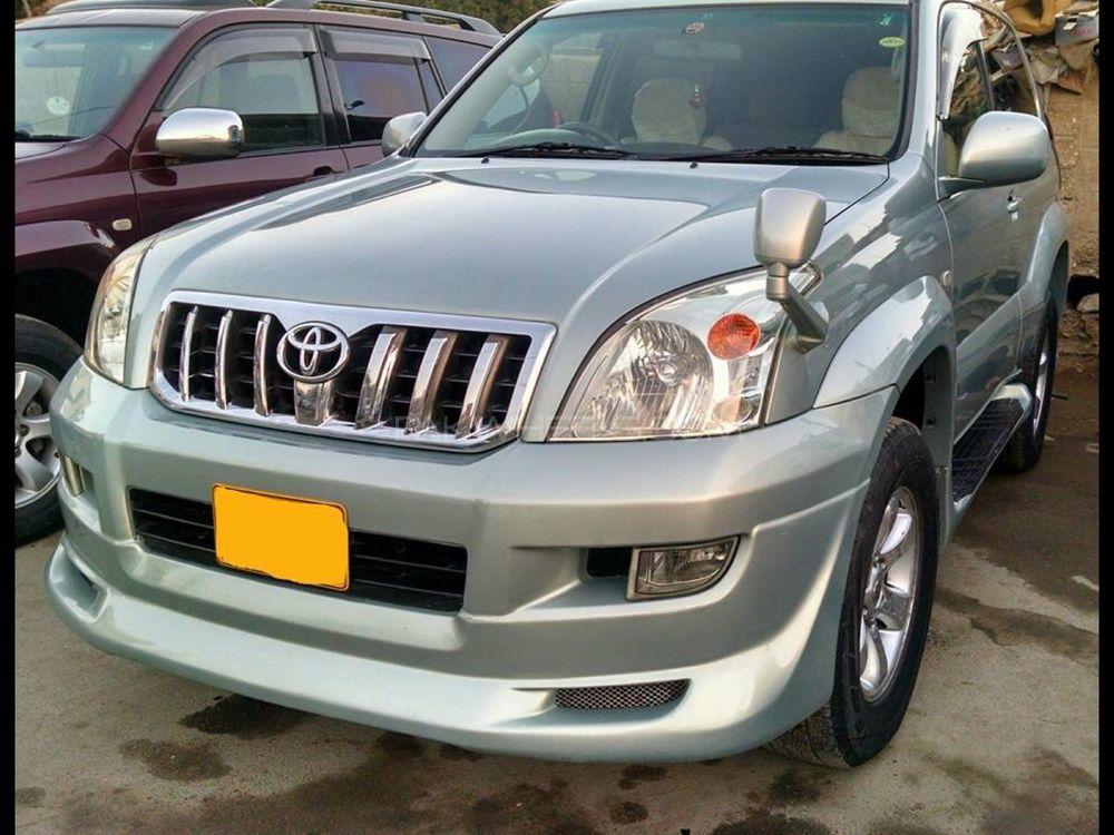 Toyota Prado RZ 3.4 (3-Door) 2004 Image-1