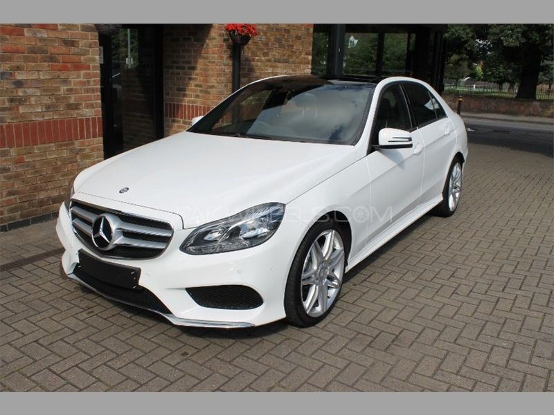 Mercedes benz e class e250 2013 for sale in islamabad for Mercedes benz e class 250
