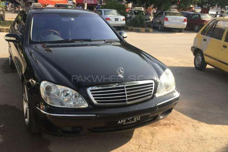 Mercedes benz s class s 320 2002 for sale in rawalpindi for Mercedes benz 2002 s500 for sale
