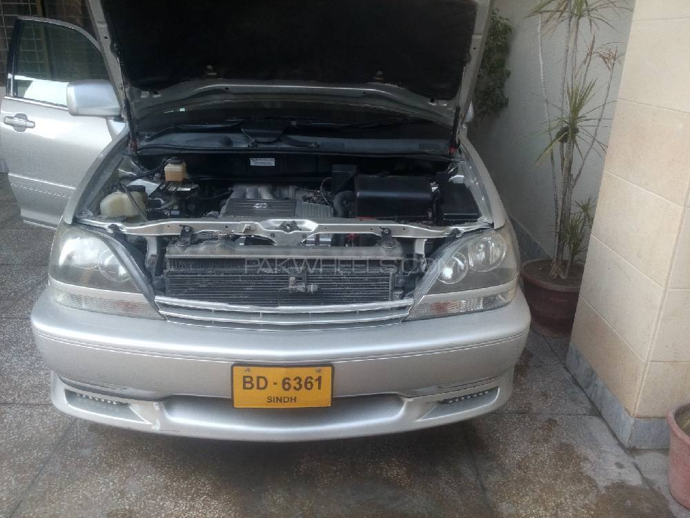 Toyota Harrier 2000 Image-1