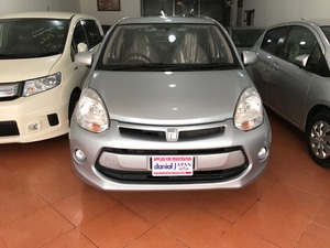 Toyota Passo X V Package 2015 for Sale in Multan