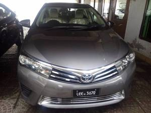 Toyota Corolla GLi 1.3 VVTi 2015 for Sale in Multan