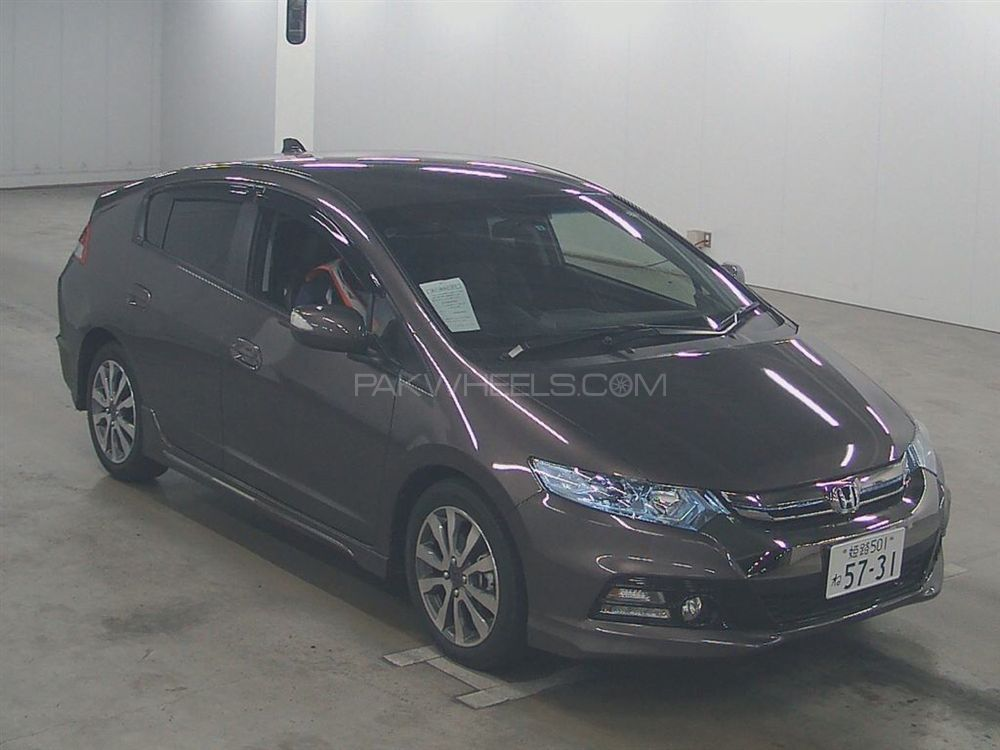 Honda Insight Exclusive XL INTER NAVI SELECT 2014 Image-1
