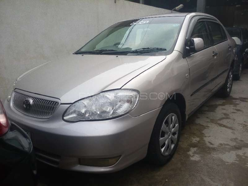 toyota corolla 2007 parts manual