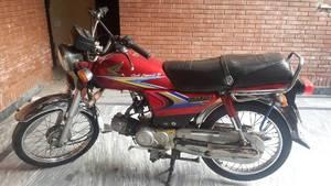 Honda CD 70 2010 for Sale in Lahore