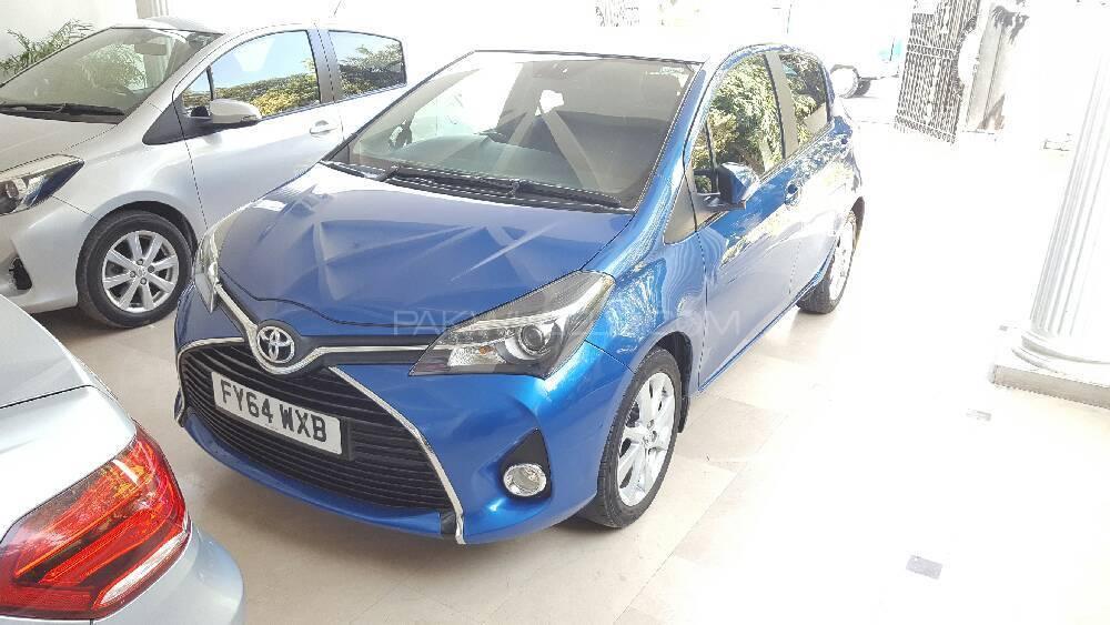 Toyota Yaris 2014 Image-1