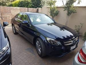 Mercedes Benz C Class C180 2016 for Sale in Lahore