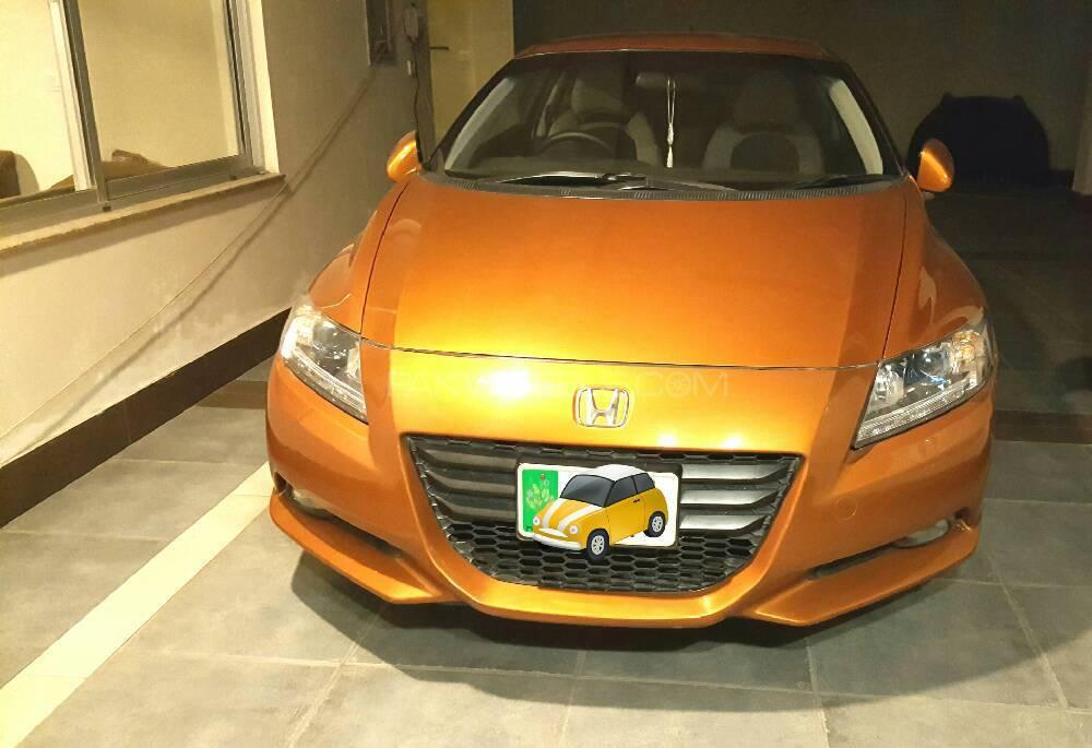 Honda Cr Z Sports Hybrid An Car Of The Year Memorial 2010