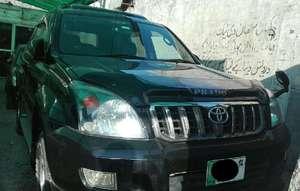 Toyota Prado TX Limited 2.7 2008 for Sale in Rawalpindi