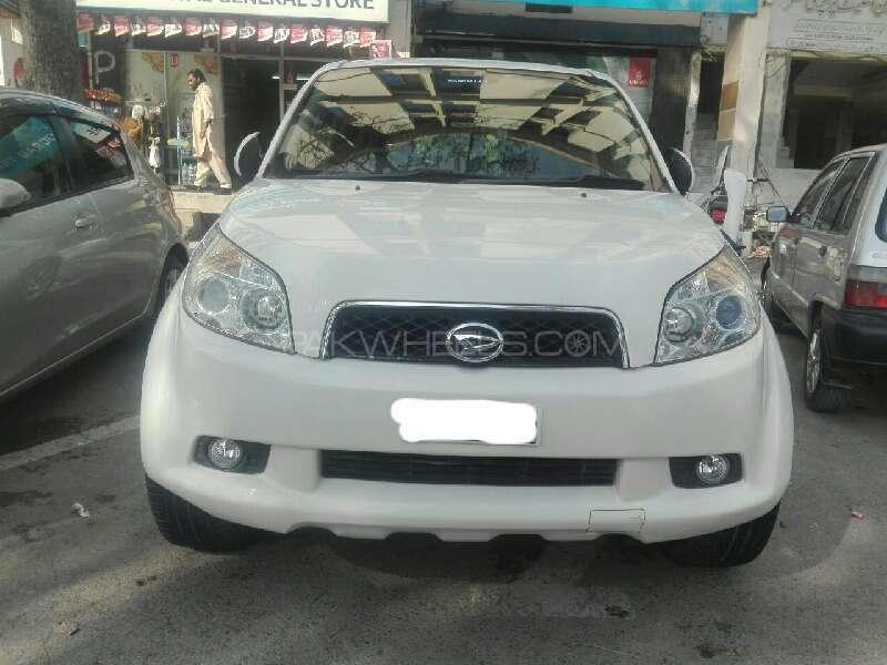 Daihatsu Bego CX 2007 Image-1