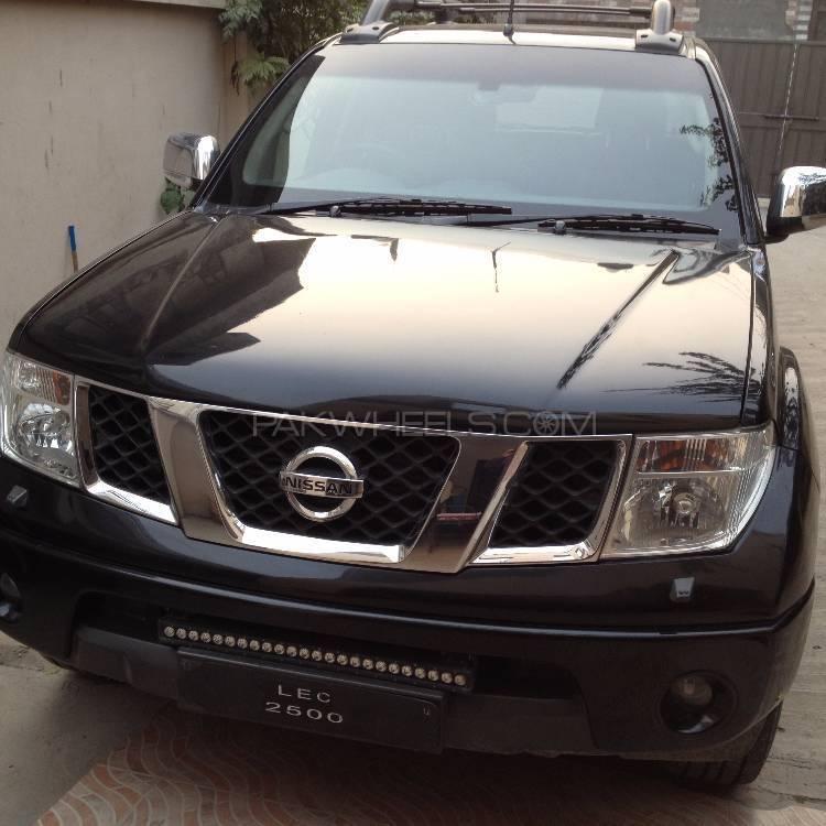 Nissan Navara 2007 Image-1