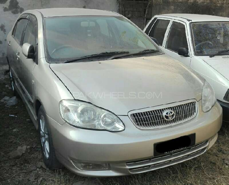 Toyota Corolla 2.0D Saloon 2008 Image-1