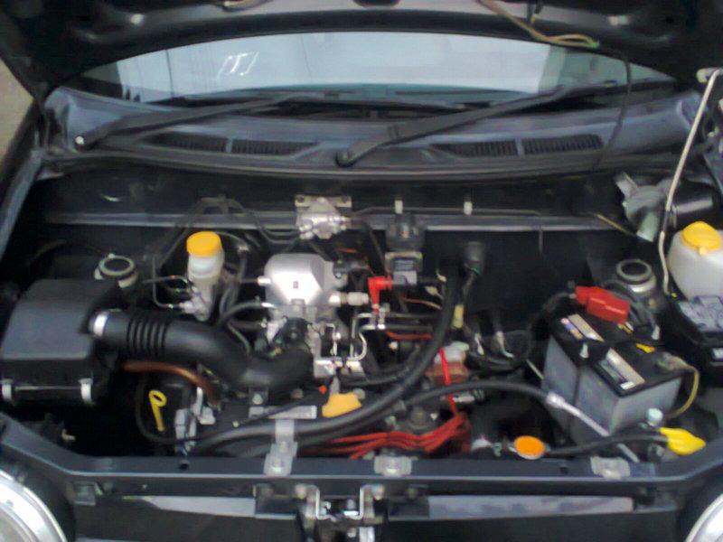 Subaru Pleo - More information