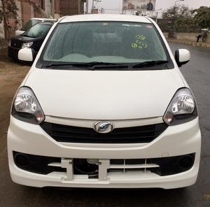 Daihatsu Mira 2015 for Sale in Faisalabad