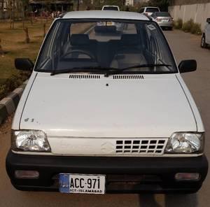 Suzuki Mehran VX (CNG) 2005 for Sale in Islamabad