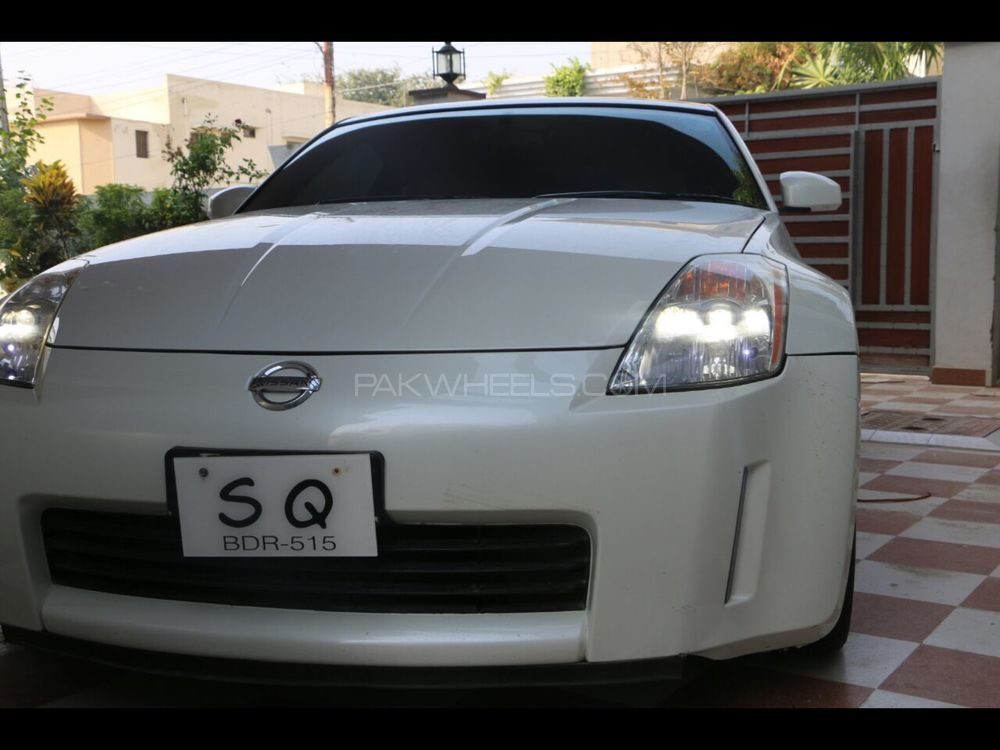Nissan Z Series 350Z 2005 Image-1